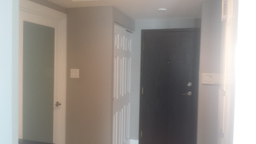 Beau ... The Closet U0026 Laundry Doors Matching With Glass Panels Or Can It Be The  Same Door Style But With No Glass? It Is A Rather Small Front Hall (approx  10 X