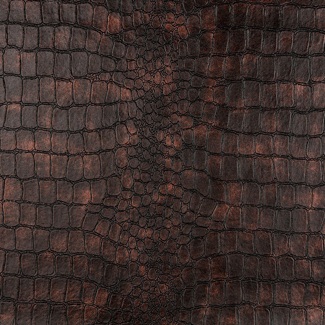 Palazzo Fabrics Alligator Upholstery Faux Leather By The
