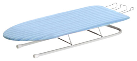 Honey Can Do Tabletop Ironing Board With Retractable Iron Rest