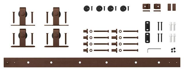 61306-10b Wagon Wheel 6&x27; Set Oil Rubbed Bronze