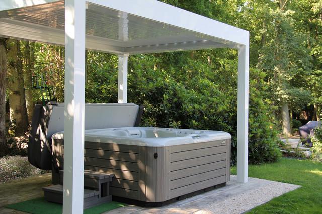 spa hotspring par adh paysage. Black Bedroom Furniture Sets. Home Design Ideas
