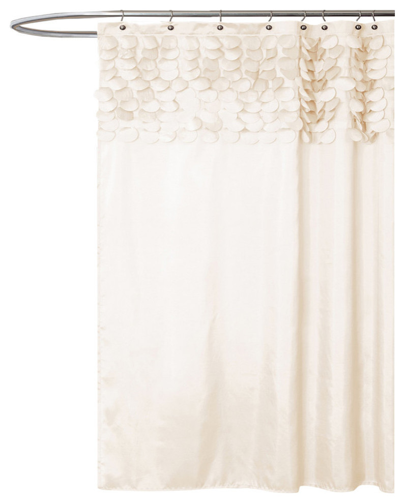 Lillian Shower Curtain Traditional