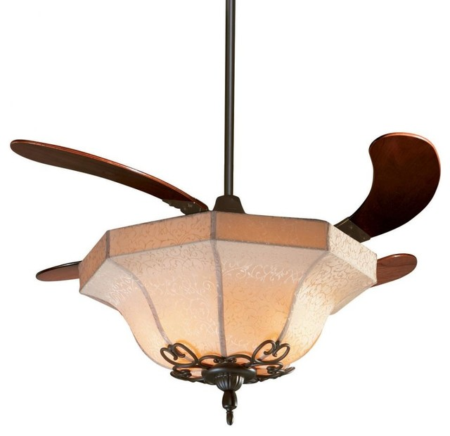 Fanimation Air Shadow 3 Light Bronze Ceiling Fan