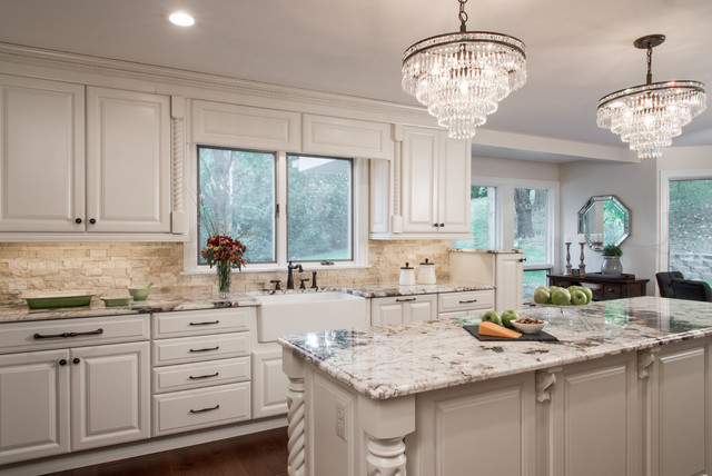 Nowlis Kitchen Remodel Sunset Hills Mo Traditional St Louis By Rsi Kitchen Bath