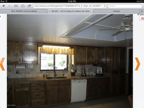 any ideas on how to update this old farmhouse kitchen? it already