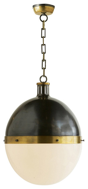 Visual Comfort Lighting Thomas OBrien Hicks 2 Light Pendant