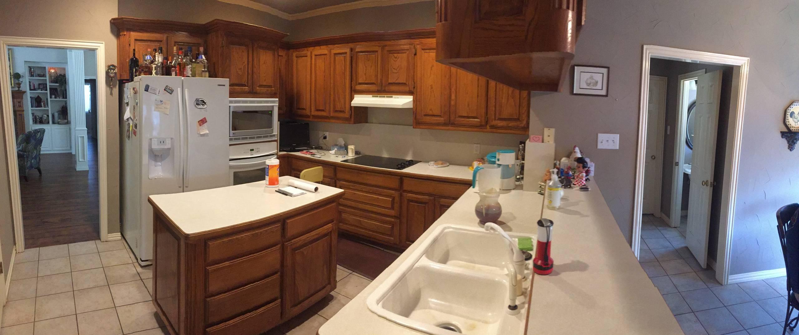 Mansfield Kitchen Remodel