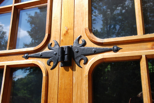antique hinge work