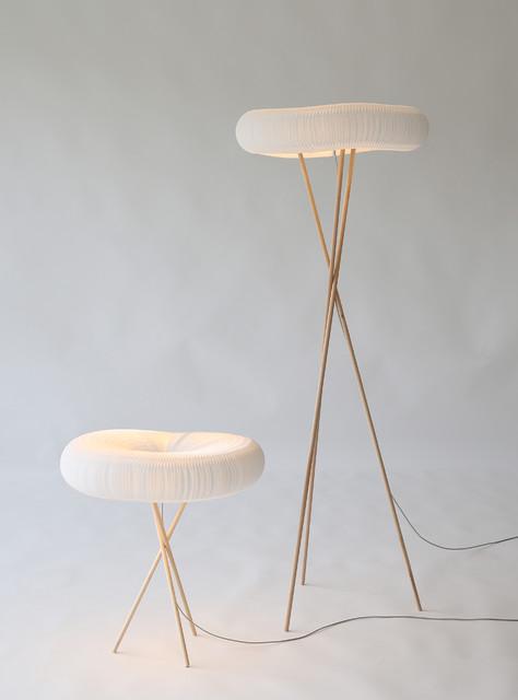 Genial Cloud Floor + Table Softlight