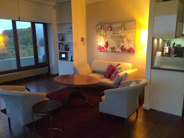 umgestaltung einer ferienwohnung im maritim strandhotel travem nde amburgo di gallonska. Black Bedroom Furniture Sets. Home Design Ideas