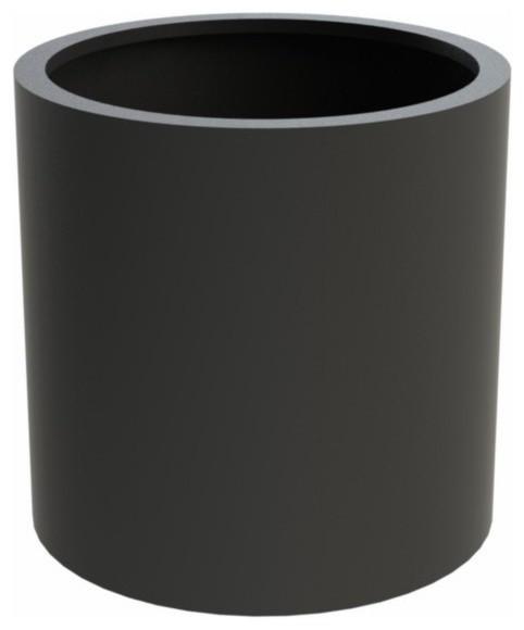 Adezz Aluminium Planter, Pure White, Sydney Column, 100x60cm