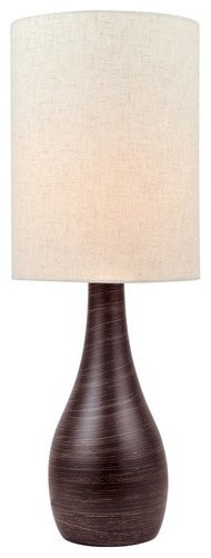 Lite Source Quatro Ii Contemporary Table Lamp Xsl-79922.