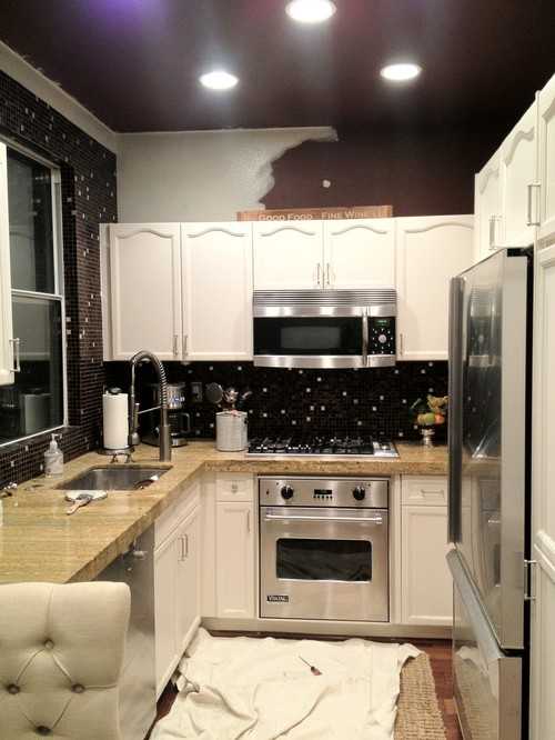 Paint Kitchen Cabinets And Walls Same Color