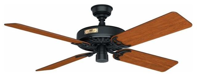 """Hunter Original 52"""" Indoor Outdoor Ceiling Fan."""