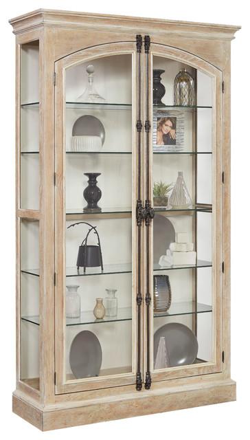 Hailey Cremone Display Cabinet.