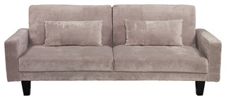 Romeo Sofa Contemporary Sleeper Sofas by Lifestyle Solutions