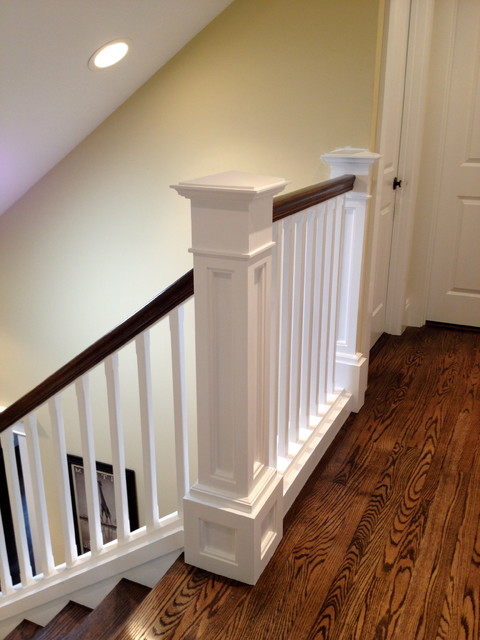 Interior railings - Interior stair railing contractors ...