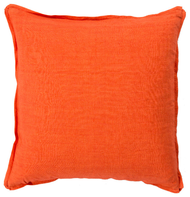 Throw Pillow Kit : Surya Pillow Kit Square Tigerlily Accent Pillow - Contemporary - Decorative Pillows - by GwG Outlet