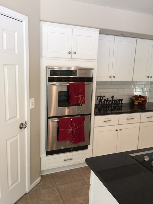 White shaker elite kitchen cabinets by lily ann cabinets - Lily ann cabinets ...