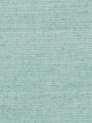 Hemp Wallpaper, Blue