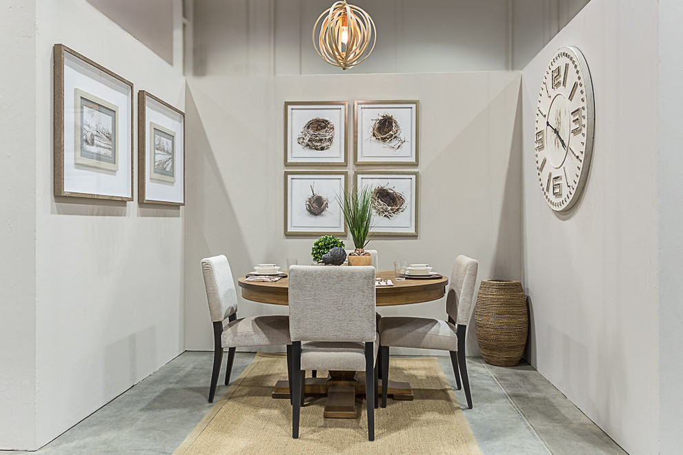 Modern Farmhouse Tablescape -  Home + Garden Show 2019