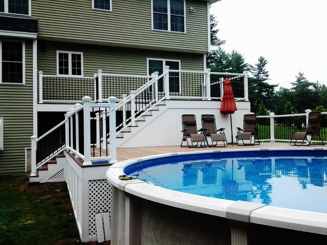 Pelham pool job for Pool design jobs