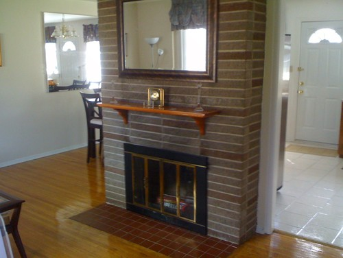 Doing a remodel   should I remove the fireplace . Living Room Chimney Removal. Home Design Ideas