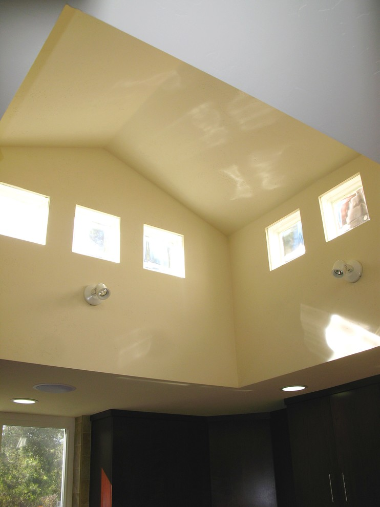 Pop Out Ceiling/Glass Block Windows