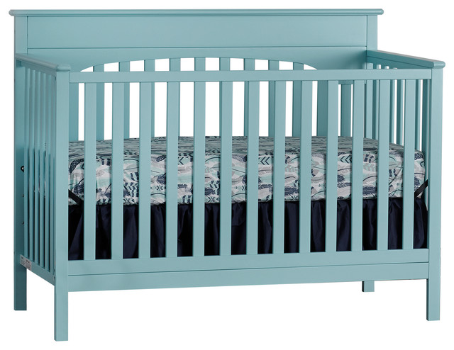 Suite Bebe Harley 3 In 1 Crib, Cloud Mint