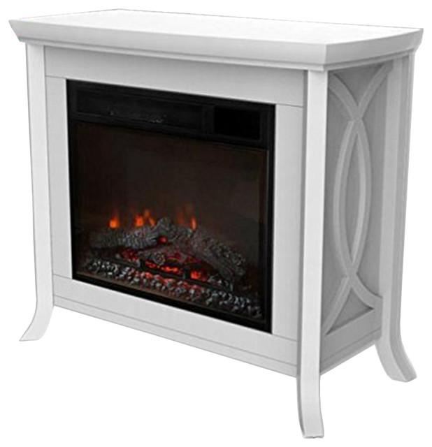 alcasti minimalist electric fireplace mantel modern