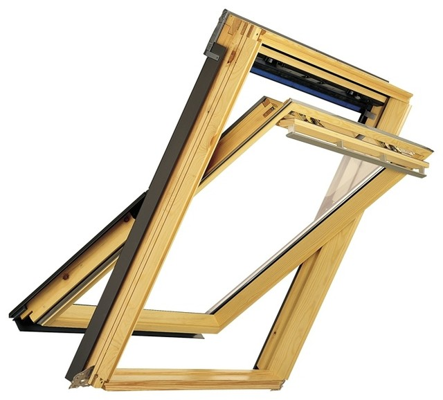 Velux centre pivot roof window skylight 780x1400 ggl - Velux ggl 4 ...