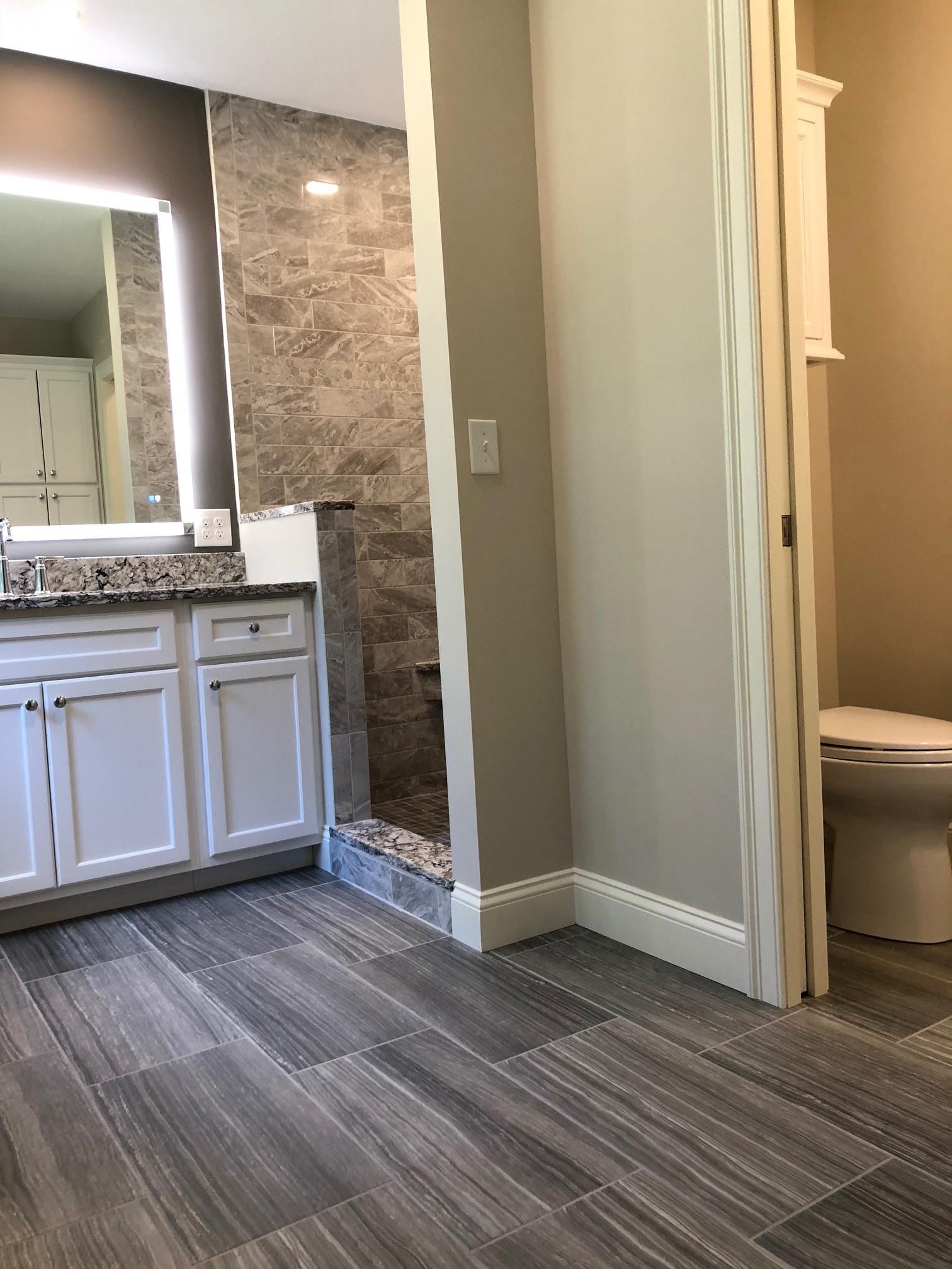 Ann's Bathrooms Remodel