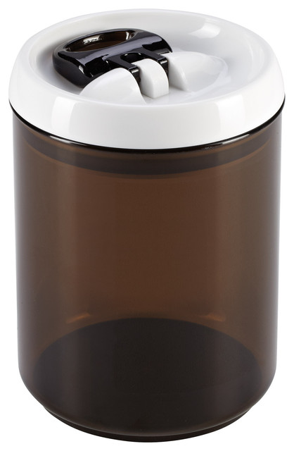 leifheit coffee canister kitchen canisters and jars houzz