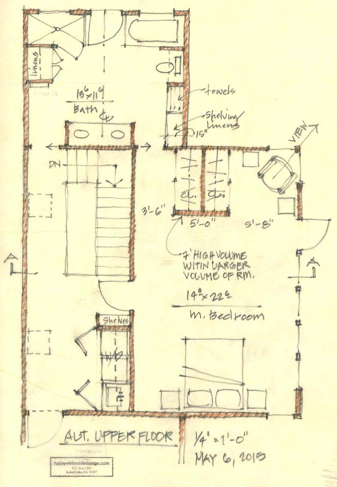 Alternate Upper Floor