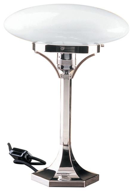 Austrian Josef Hoffmann Table Lamp, Small