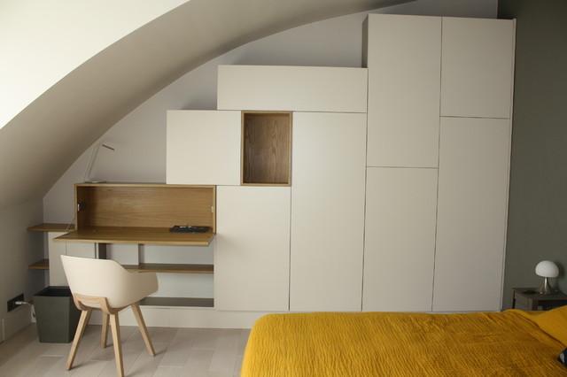 Inspiration pour une maison design.