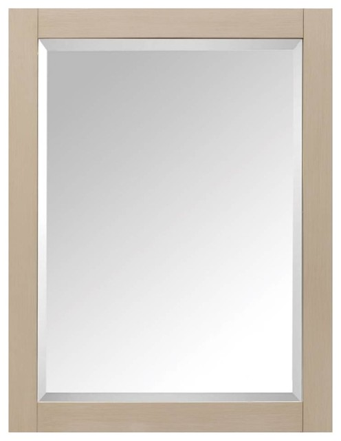"Avanity 24"" Mirror Cabinet - Contemporary - Medicine Cabinets - by ShopLadder"
