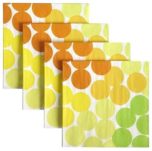 χαρτοπετσέτες, χρωματιστές χαρτοπετσέτες
