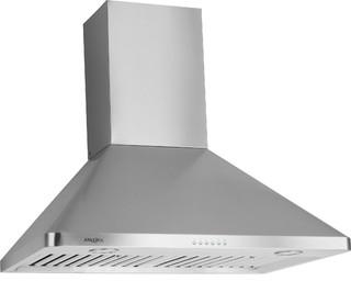 Rapido Chef II Pyramid Stainless Steel Wall Mounted Range Hood 30 Co