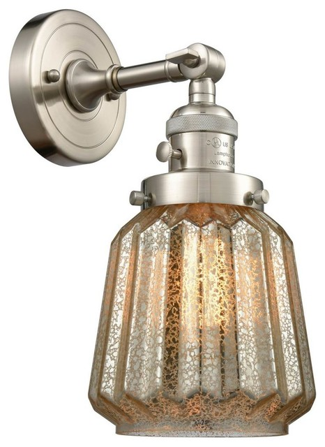 1 Light Vintage Dimmable Led Chatham 6