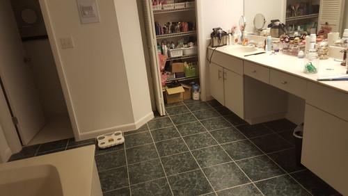 benjamin moore revere pewter or collingwood for bathroom. Black Bedroom Furniture Sets. Home Design Ideas