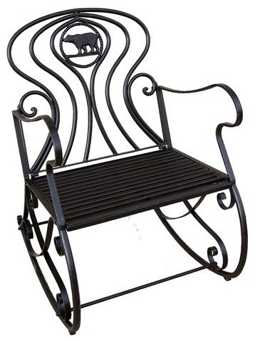 Deleon Collections 21134 Rocking Chair With Bear Contemporary Outdoor Rocking Chairs additionally Induction Cooker also Product as well Nardi likewise Clear Plastic Chair Mat Images. on resin garden furniture sale