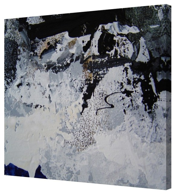 Abstract Canvas Painting by S. Cootom, 140x140 Cm