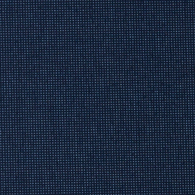 Blue And Navy Ultra Durable Tweed Upholstery Fabric By The Yard