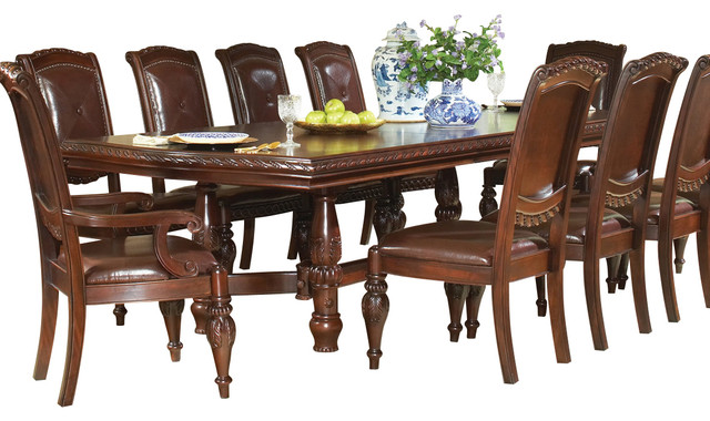Delightful AY200T   Antoinette Extended Leg Dining Table With 24 Part 31