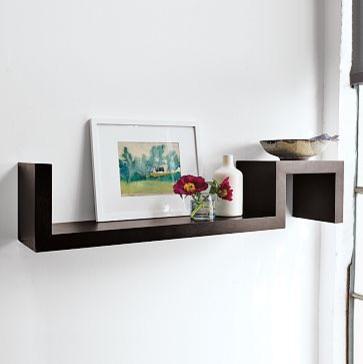 West Elm Floating Shelves s wall shelf