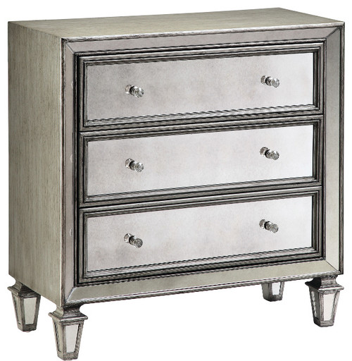 Lana 3-Drawer Accent Chest