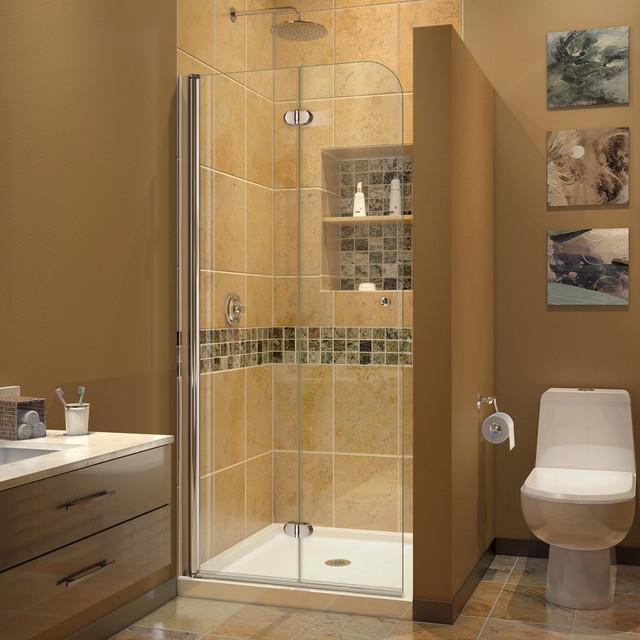 DreamLine Aqua Fold Shower Door With 32\