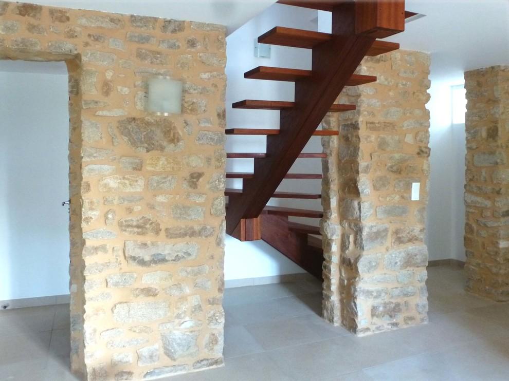 Rénovation et surélévation d'une maison en Bretagne
