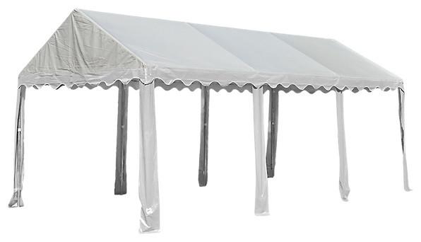 10&x27;x20&x27; Party Tent, White.
